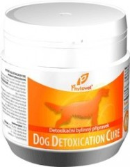 Dog detoxication cure
