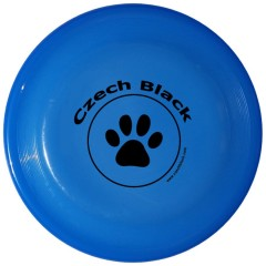 Fastback frisbee