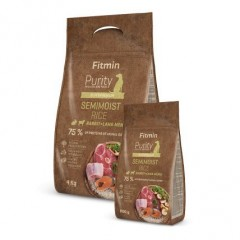 Fitmin Purity Semimoist Rabbit & Lamb & Fish