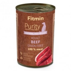 Fitmin tin Purity beef